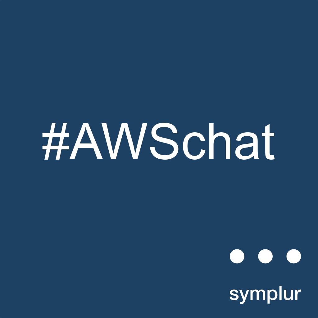 #AWSchat Healthcare Social Media Analytics