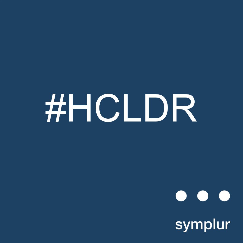 #HCLDR Healthcare Social Media Transcript