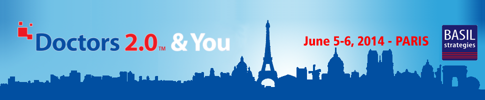 Doctors 2.0 & You 4th Edition - Paris