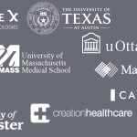 doing research in healthcare social media-logos