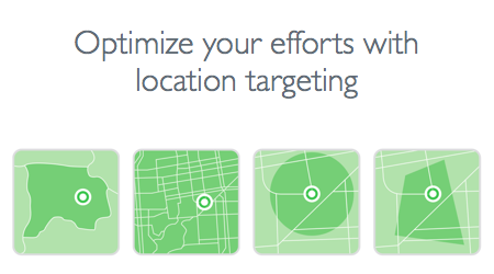 healthcare google adwords service-location targeting