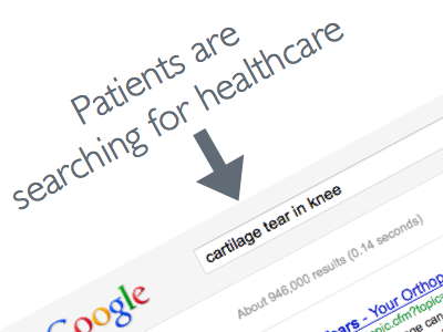 Healthcare Google AdWords Service